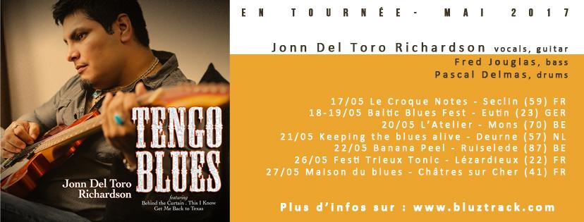 Jonn Richardson Tour 207